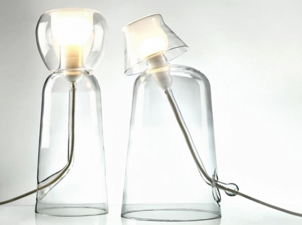Fioriness Lamps by Laurent Corio