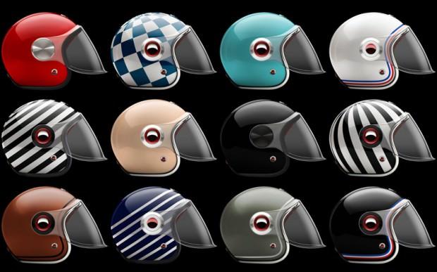 Ruby Designs Precious Helmets