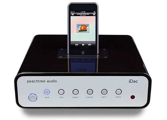 Peachtree Audio Idac Converter for Ipod, Itouch or Iphone