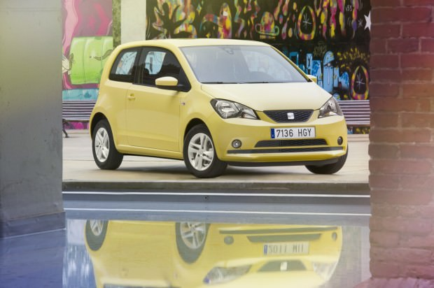 The Spanish Flavor of the Seat Mii, the Perfect City Car