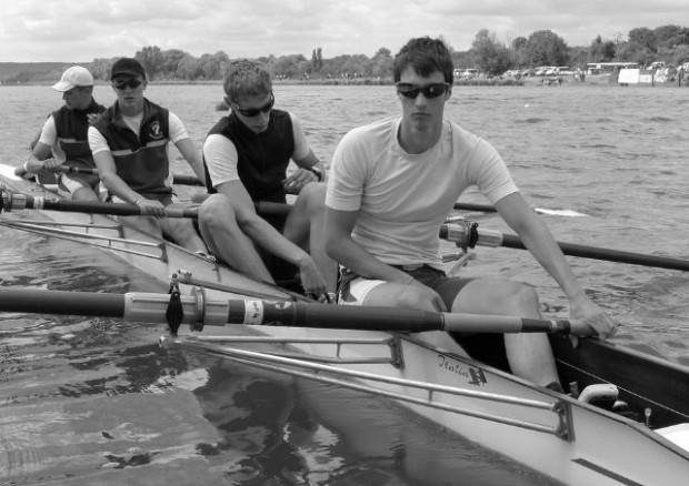 Eric Lanuit – Rowing Nothing Else