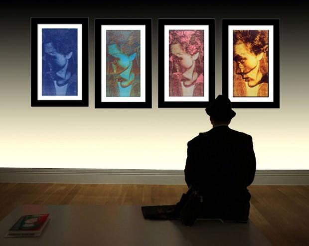 Pop Art Portraits - Photocall
