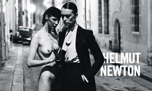 Helmut Newton Retrospective in Paris