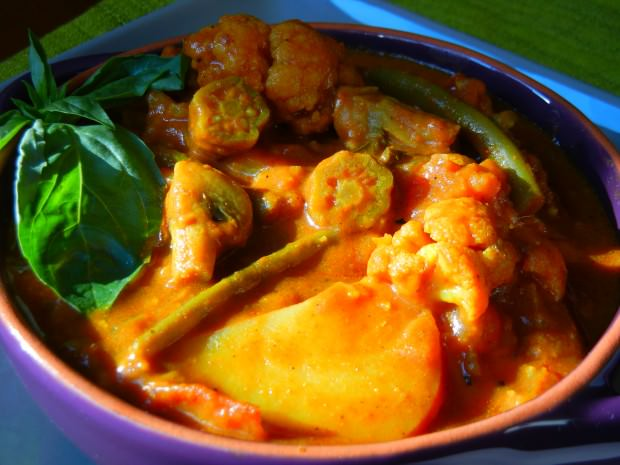 Curry Favor with Flavor