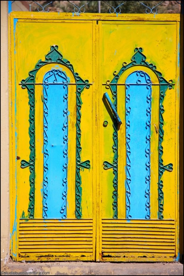 Doors of Oman