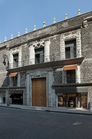Downtown Mexico: Palatial Grandeur and Industrial Chic