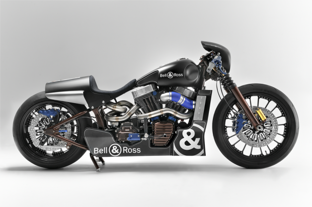 Harley-Davidson & Bell & Ross: An Icon Watch for an Icon Bike
