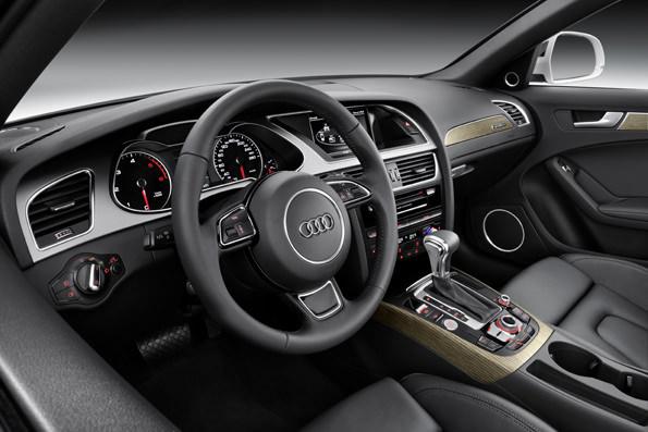 Audi A4 allroad quattro/Innenraum