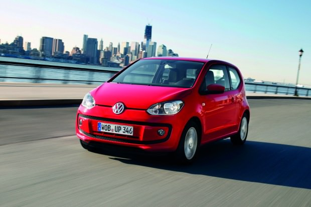 Der up! ist ?World Car of the Year 2012?