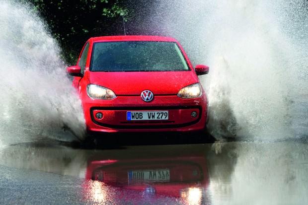 Volkswagen up!/Erprobung