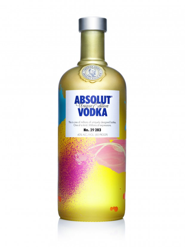 ABSOLUT Unique: The Ultimate Limited Edition