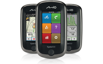 Mio Cyclo 300 and 305HC: Two Terrific Bicycle Navigation Devices