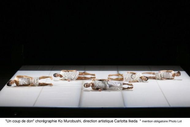 """""""Un Coup de Don"""" by Ariadone Co. @Théâtre 140 – Brussels"""