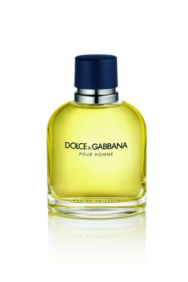 Back to the Roots: Dolce & Gabbana Pour Homme