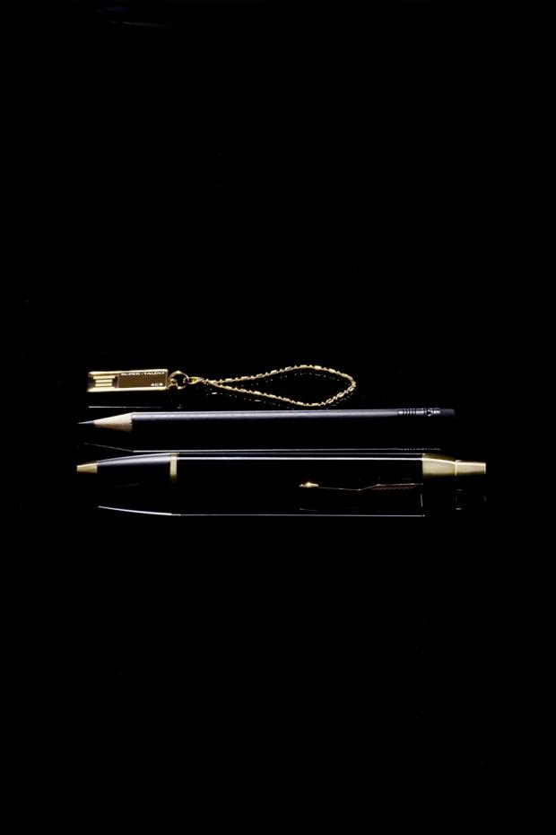 Faber-Castell-PencilParker-pen