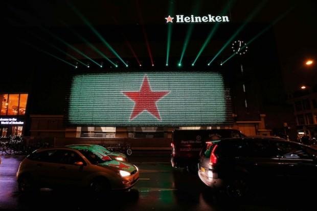 Heineken Celebrates 140th Anniversary