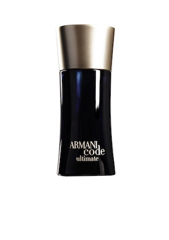 Code Ultimate: The New Intense and Sensual Fragrance by Armani