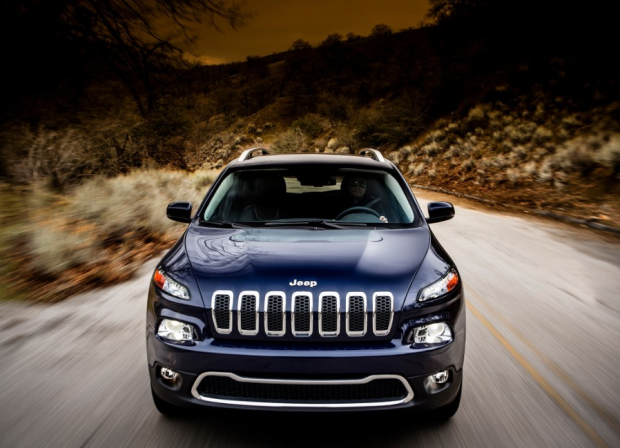 Jeep Cherokee 2014 front  10.19.07