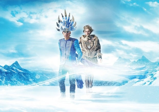 Empire Of The Sun Discovery Trailer for Ice On The Dune