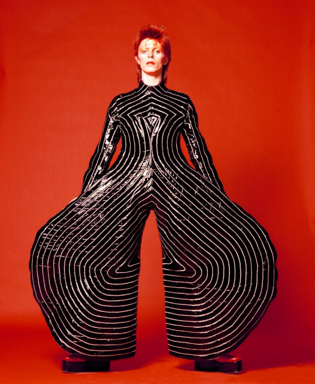 David Bowie Is:  A Retrospective About the Star in London
