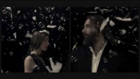 Sébastien Tellier & Caroline Polachek – In The Crew Of Tea Time