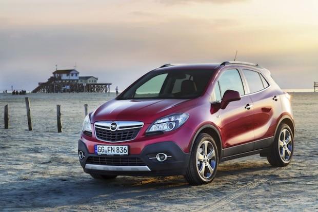 Opel Mokka: Compact in Size, Big in Attitude