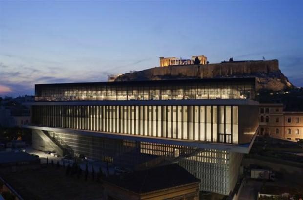 New Acropolis Museum Athens