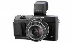 Olympus PEN E-P5: A Retro-Styled Mirrorless Camera