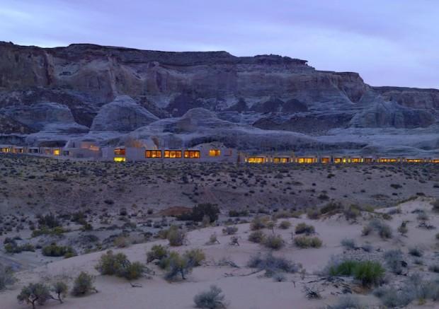Amangiri - View fr Sand Dune