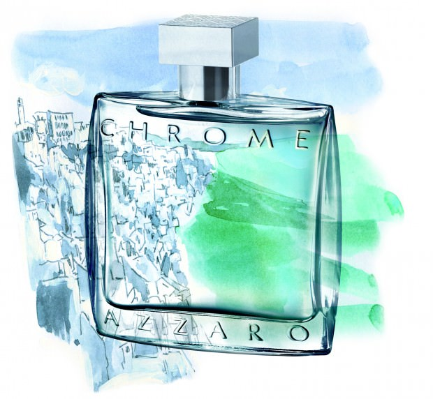 Azzaro Chrome Summer Edition 2013: the Smell of the Heat