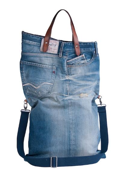 REPLAY The Denim Bag