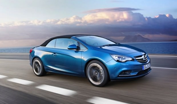 Cascada : Opel's New Premium Athletic and Glamourous Soft Top Convertible!