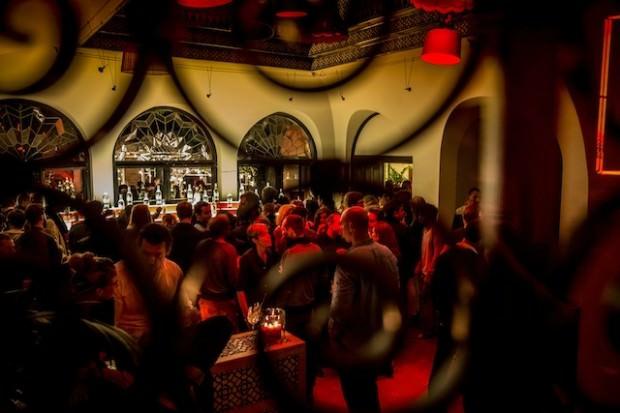 Casa Bacardi - Brussels - Opening Night - 26/09/2013