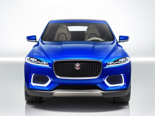 Jaguar's First Ever Sports Crossover Concept: the C-X17