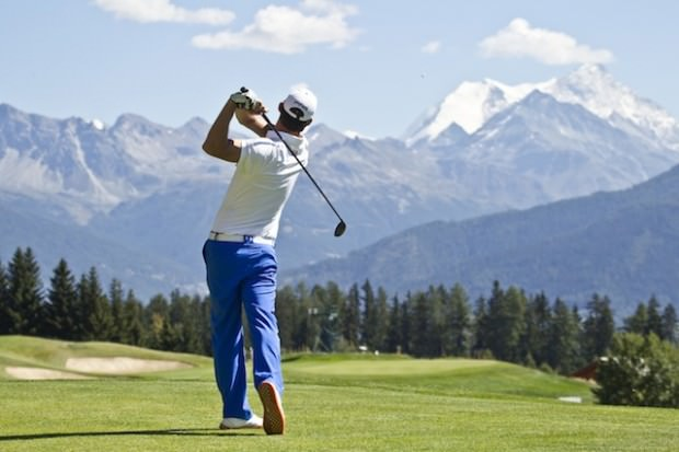 2013 OMEGA European Masters in Crans-Montana