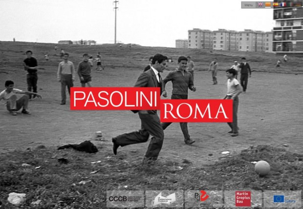 Visit Rome with Pasolini's Eyes!