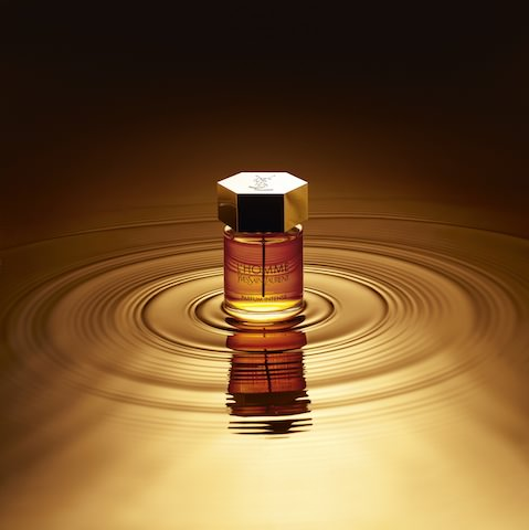Yves Saint Laurent's L'Homme Parfum Intense: More Powerful and Sophisticated