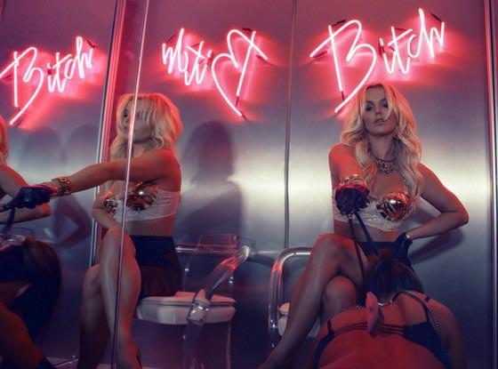 Britney Spears Bitch