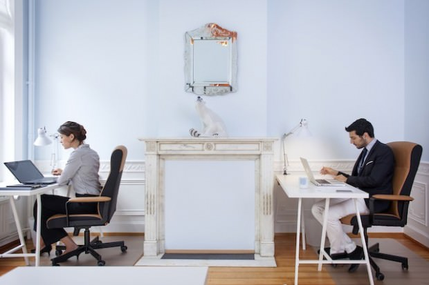 Coworking-The-Library
