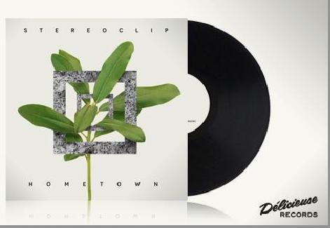 Stereoclip album cover