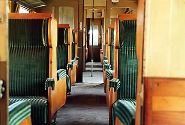 Intérieur-train