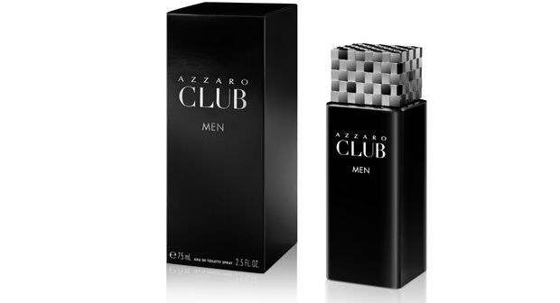 Azzaro Club for Men: Pure Energizing Shades