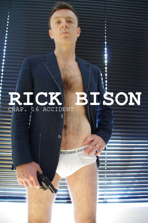Rick Bison – Chapter XVI: Accident