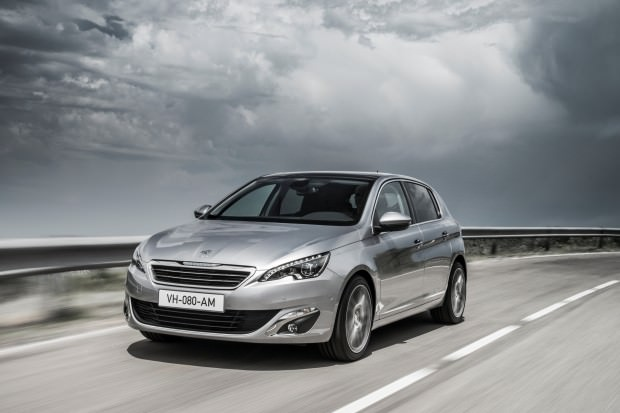 New Peugeot 308: Practical, Well Designed and Economical