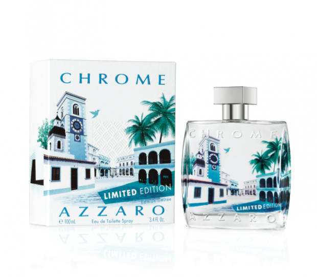 Chrome Azzaro Edition Summer 2014