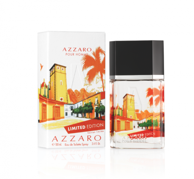 Azzaro Limited Edition Fragrances for Men – Summer 2014