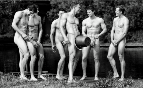 Warwick University Rowing Club – Butt Naked for a Cause!