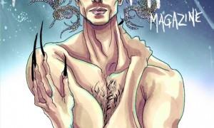 "ILLUSTRASHION MAGAZINE Issue #0 ""MYTH"""