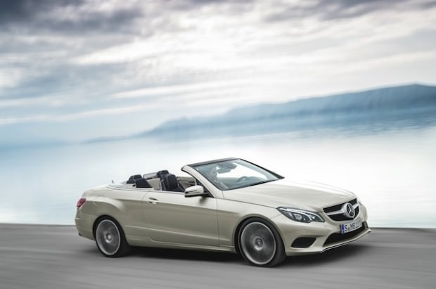 Mercedes E Class 250D: Only a Summer Special or a Day to Day Car?