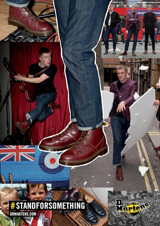 DR MARTENS Made Like No Other Shoe On Earth